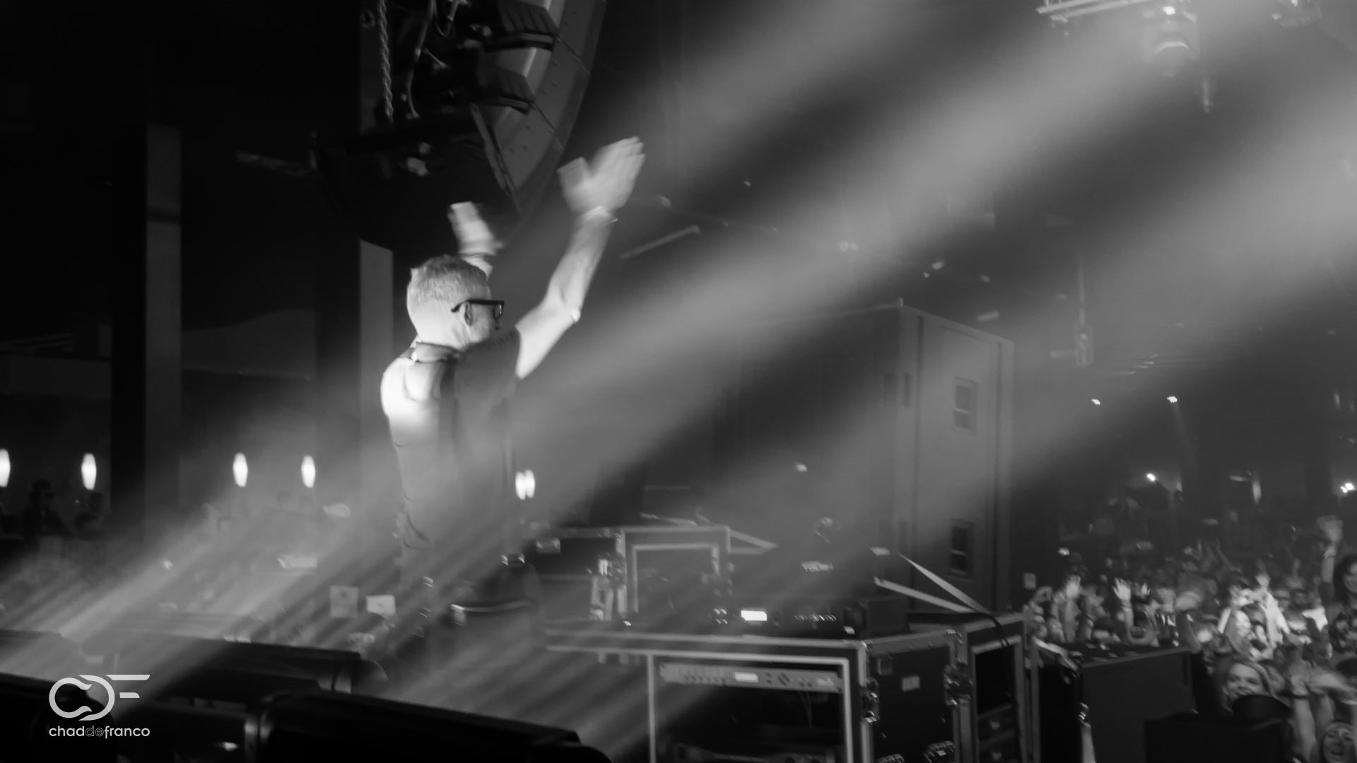 Tony McGuinness from Above & Beyond