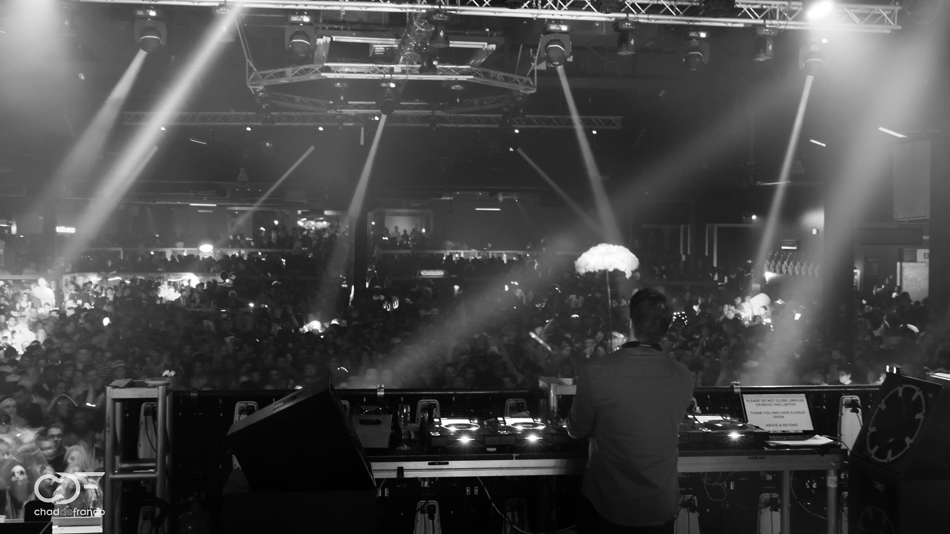 Yotto Performing at the Atlanta Coliseum