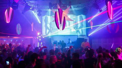Club LaVela Main Room