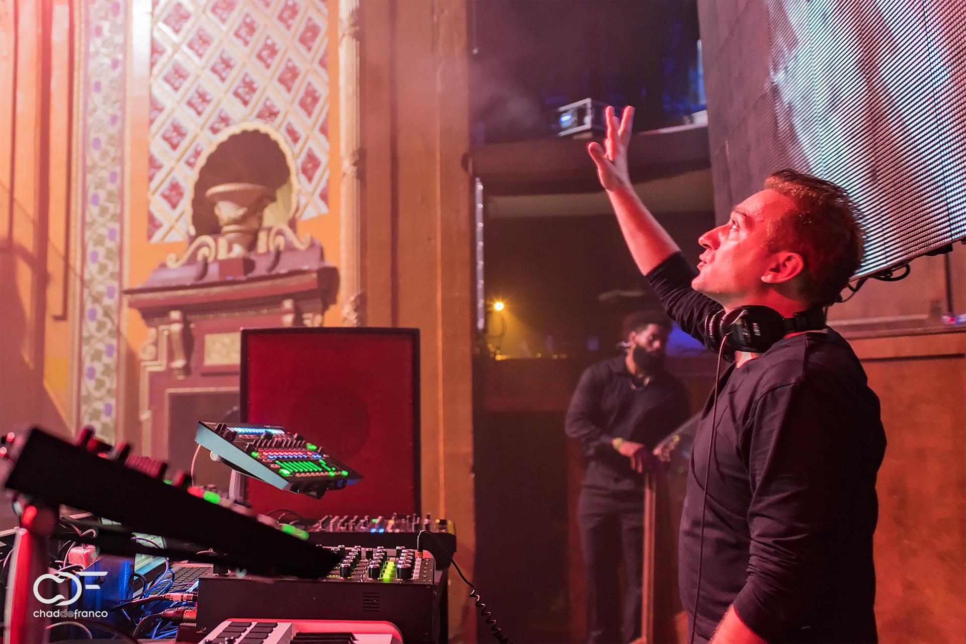 Paul van Dyk in the mix at Opera Nightclub in Atlanta